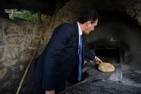 CEVIZLI - Dündar Köy Fırınında Ekmek Pişirdi