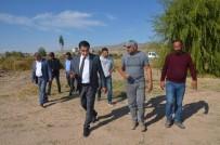 Gülşehir'de Sadabad Parkı Ve Kızılırmak'ta Çalışmalar Başladı