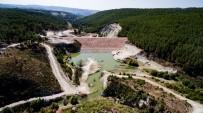 Karayağcı Barajının Gövde Dolgusu Tamamlandı