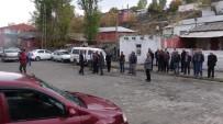 Kars'ta Mahalle Sakinleri Eylem Yaptı