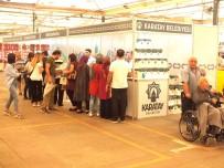 BOSTANLı - 'Konya Günleri'nde Karatay Belediyesi Standına Büyük İlgi