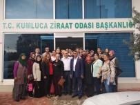 Kumluca'da Kadın Kooperatifleri Gelişecek