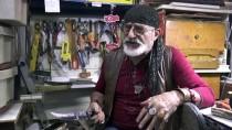 GUINNESS REKORLAR KITABı - Mini Bıçakların Ustası 'Şirin Baba'nın Guinness Hayali