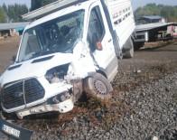 Muş'ta Tren Kazası Açıklaması 2 Yaralı