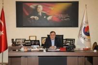 NTSO Başkanı Parmaksız'dan Dünya Gazeteciler Günü Mesajı