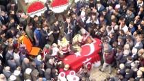 TARIM İŞÇİSİ - Şehit Piyade Uzman Onbaşı Sefa Fındık Son Yolculuğuna Uğurlandı
