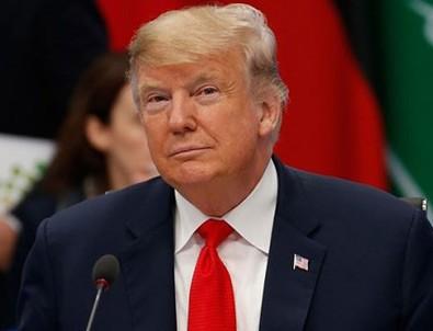 Trump'tan Suriye açıklaması