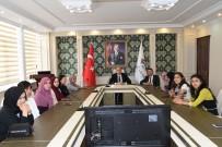 NEMRUT DAĞI - Türkiye'nin Kültür Elçilerinden Adıyaman'a Ziyaret