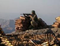 Mardin ve Zeytin Dalı Harekatı bölgesinde 2 asker şehit oldu