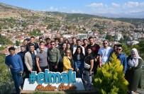 Üniversite Öğrencileri İçin Elmalı Kültür Turu Düzenlendi