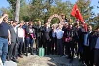 Yunanlılara Bursayı Dar Eden Canip Efe'nin Mezarı Yenilendi