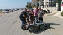 228 Promil Alkollü 79 Yaşındaki Belçikalı Turistin Motosikletle Ölüm Yolculuğu