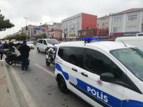 Avcılar'da Yunus Polisinin Karıştığı Trafik Kazası Açıklaması 1 Polis Yaralı