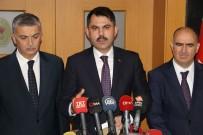 Bakan Kurum Açıklaması '1 Milyon Suriyeli Kardeşimizi Ana Vatanlarında Yaşatacağız'
