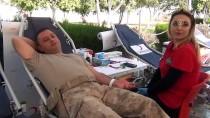 Barış Pınarı Harekatı'na Kan Bağışıyla Destek