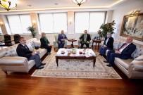 Başkan Bahçavan Doğalgaz İçin Ankara'da