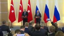 AKKUYU NÜKLEER SANTRALİ - Erdoğan-Putin Ortak Basın Toplantısı