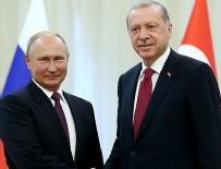Erdoğan ve Putin ortak açıklama!