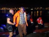 Fırtınaya Yakalanan Balıkçılar Neredeyse Canından Oluyordu