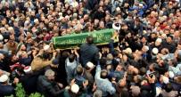 Hacı İsmail Fakirullah Bilgin'in Cenaze Namazında İzdiham Yaşandı