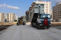 Haliliye'de Yeni Yol Yapım Çalışması