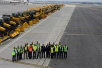 STOCKHOLM - İstanbul Havalimanı Kışa Hazır