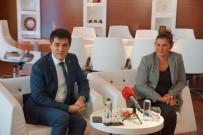 İYİ Parti İstanbul İl Başkanı Kavuncu, Başkan Çerçioğlu'nu Ziyaret Etti