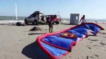 SU KAYAĞI - Karadeniz'de Uçurtma Sörfü Keyfi