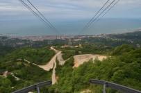 Karadeniz'in En Uzun Teleferiğine İlgi Giderek Artıyor