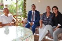 Kaymakam Arslan Şehit Sağlam'ın Ailesini Ziyaret Etti
