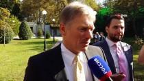 Kremlin Sözcüsü Peskov Açıklaması 'Putin Ve Erdoğan Yalnızca Suriye'yi Görüşmeyecek'