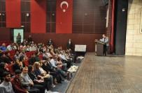 MAÜ Rektörü Özcoşar Açıklaması 'Öğrenci Memnuniyetini Esas Alacağız'