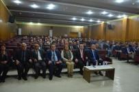 YAKUP YıLDıZ - Meslek Lisesi Müdürleri İle Toplantısı Yapıldı