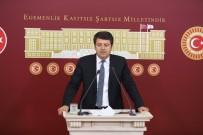 Milletvekili Tutdere, Adıyaman'ın Sulama Sorununu Meclise Taşıdı