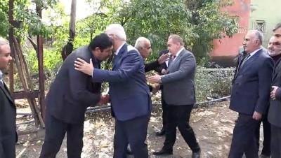 Milletvekillerinden Barış Pınarı Harekatı'nda Yaralanan Askere Ziyaret