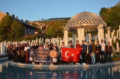 Öğrencilerin Büyük Balkan Yolculuğu Devam Ediyor