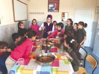 Okulda Turşu Yaptılar