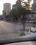 (Özel) İstanbul'da Düğün Konvoyunda Yol Kesip Terör Estiren Magandalar Kamerada