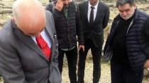 Paraguay Büyükelçisi Peralta, Hattuşa'yı Gezdi