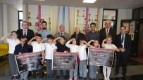 Robot Yarışması'nda Ödülleri Topladılar, Askerleri Unutmadılar