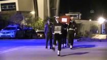Teröristlerin Roketli Saldırısında Şehit Olan Asker İçin Tören