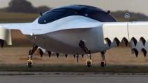 MÜNİH - 'Uçan Taksi Saatte 100 Km Hızı Aştı'
