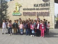 Yozgatlı Minik Öğrencilerden Kayseri Gazesi