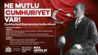 SÜLEYMAN SEBA - 29 Ekim Cumhuriyet Bayramı Beşiktaş'ta Etkinliklerle Kutlanacak