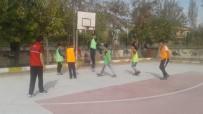 Acıgöl'de Basketbol Sokağa İndi