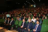 Ahika'dan Meslek Lisesi Öğrencilerine Konferans