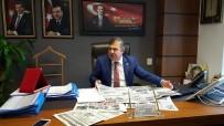 AK Parti'li Maviş'ten Yerel Basının Tepkisine Destek