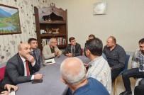 HACI BAYRAM - Ankara Zabıtası Esnaf İle El Ele