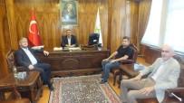 ASKON Giresun İl Başkanı Türk İstişare Ziyaretlerini Sürüyor