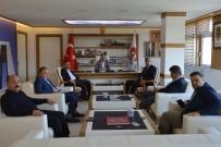 Başkan Özdemir Açıklaması 'Ayrımız, Gayrımız Yok'